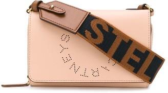 Stella McCartney Stella Logo crossbody bag