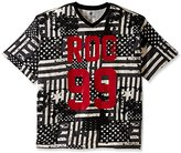 Rocawear Men's Big and Tall Allegiance Short Sleeve Knit