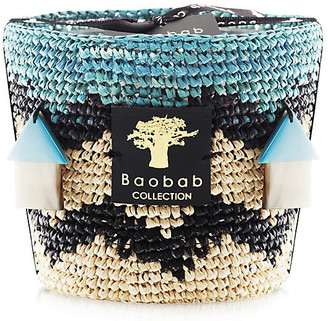 """Baobab Collection Muzi Candle - Mint Leaves & Vetiver 4"""""""