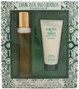 Elizabeth Taylor Gift Set 3.3 oz Eau De Toilette Spray + 3.3 oz Body Lotion
