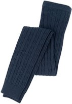 Hatley Cable Knit Leggings (Toddler/Kid) - Blue - 8