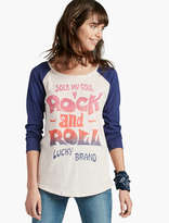 Lucky Brand Rock And Roll
