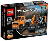 Lego Technic Roadwork Crew 42060