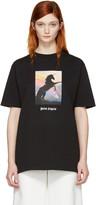 Palm Angels Black unicorns Do Exist T-shirt