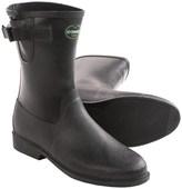 Le Chameau Cavaliere Low Rubber Boots (For Women)