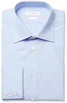 Richard James - Blue Cotton-poplin Shirt