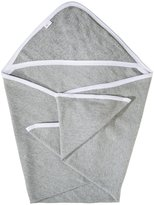 Burt's Bees Baby Single Ply Hooded Knit Terry Towel