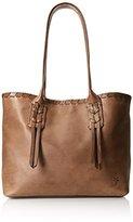 Frye Layla Concho Shopper Shoulder Bag