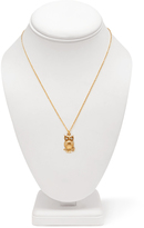 Forever 21 Owl Pendant Necklace