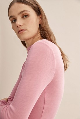 Country Road Babywool Mock Neck Skivvy