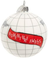 Nordstrom 'Travel' Handblown Glass Ball Ornament