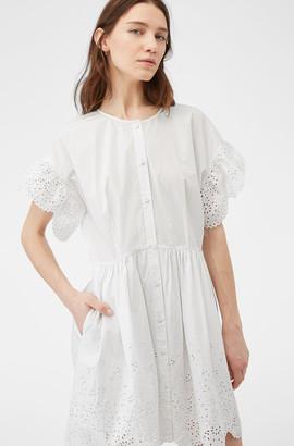 Rebecca Taylor La Vie Etienne Eyelet Dress