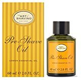 The Art of Shaving Pre-Shave Oil, Lemon, 2 fl. oz.