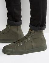 G Star G-Star Bristum Hi Top Sneakers