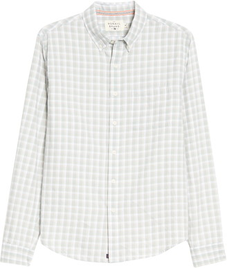 The Normal Brand Midcoast Regular Fit Buttondown Long Sleeve Sport Shirt