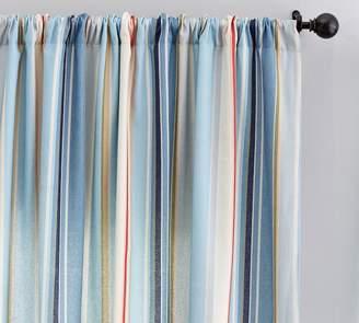Pottery Barn Lisi Stripe Curtain