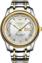 Carnival Men's Automatic Mechanical Business Watch Stainless Steel Band
