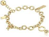 "Kate Spade How Charming"" Bridal Charm Bracelet"