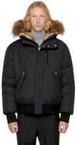 Mackage Black Lux Down Dixon Jacket