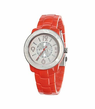 Miss Sixty Womens Analogue Quartz Watch with Polyurethane Strap R0753122501