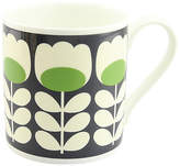 Orla Kiely Tulip Stem Large Mug, Green
