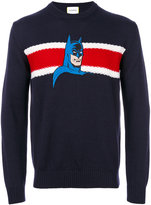 Iceberg Batman top - men - Acrylic/Wool - S