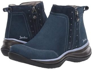 Jambu Camryn (Navy) Women's Shoes