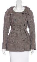 Chloé Wool & Alpaca-Blend Coat