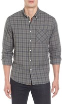 Billy Reid Men's Wallace Standard Fit Check Sport Shirt