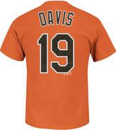Majestic Men's Chris Davis Baltimore Orioles Official Player T-Shirt