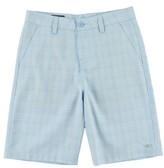 O'Neill Boy's 'Delta' Plaid Chino Shorts