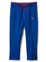 Gap Junk Food superhero zip pants