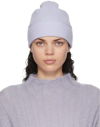 RUS Purple Hana Beanie