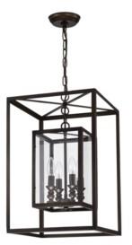 "Home Accessories Baynolum 16"" 4-Light Indoor Pendant Lamp with Light Kit"