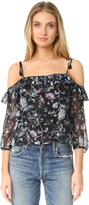 Ella Moss Dreamer Wildflower Blouse