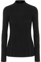 Rag & Bone Natasha Ribbed Cashmere Turtleneck Sweater