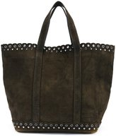 Vanessa Bruno medium 'Olive' tote - women - Suede - One Size