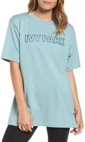 Ivy Park Women's Silicone Logo Tee