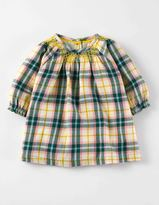 Boden Smocked Winter Dress