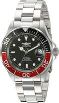 Invicta Men's 9403SYB Pro Diver Analog Display Automatic Self Wind Silver Watch