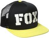 Fox Racing Fox - Womens Vapors Trucker Hat, O/S, Black
