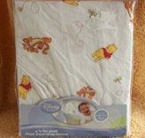 Disney Baby Fitted Sheet P Is for Pooh