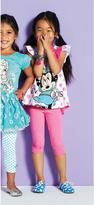 Disney Girls' Minnie Mouse 2-Piece Legging Set