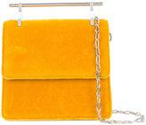 M2Malletier top-bar shoulder bag