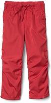 Jersey-lined trek pants