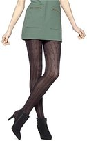 Hue Women's Bold Cable Sweater Tights