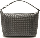 Bottega Veneta Intrecciato small leather shoulder bag