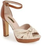 Louise et Cie Women's 'Lali' Ankle Strap Sandal