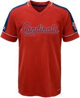 Majestic Boys' St. Louis Cardinals Lead Hitter T-Shirt