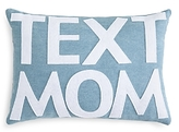 Alexandra Ferguson Text Mom Decorative Pillow, 10 x 14